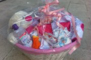 cestas de bebes