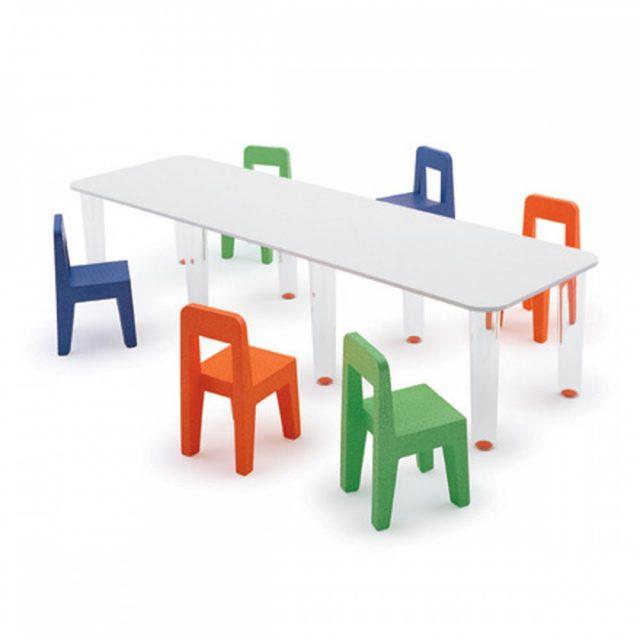 Muebles infantiles decorando habitaciones para ni os la - Sillas y mesas infantiles ...