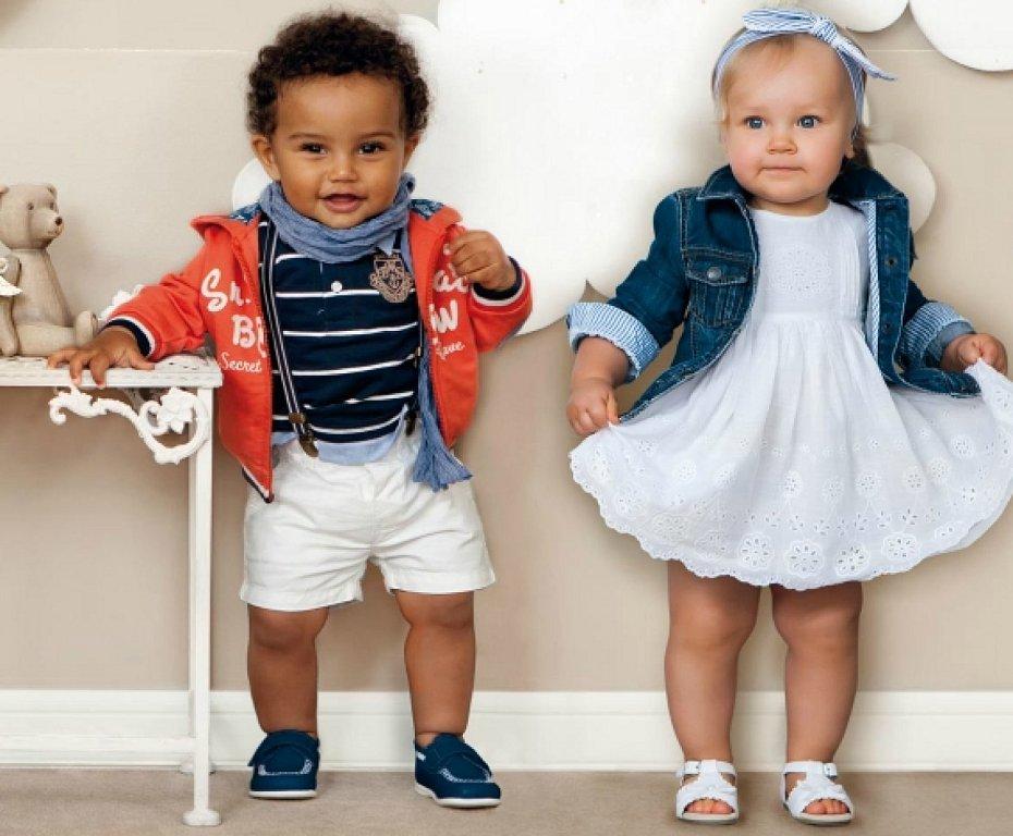 La nueva tendencia en moda son los bebes - La salud de los más ... 67d35022d35