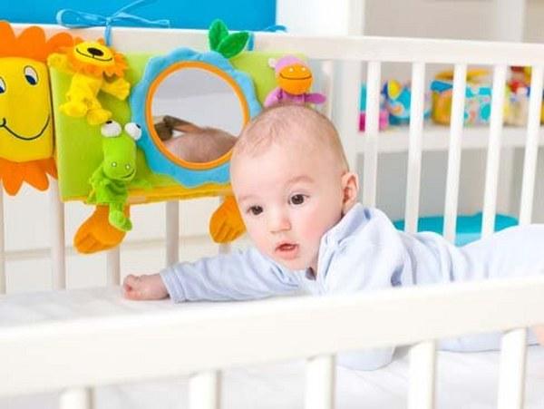Estos son algunos de los beneficios de un centro de actividades para los bebés