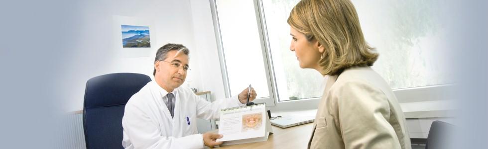 Médicos ginecólogos en Madrid2