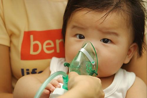 asma en bebes