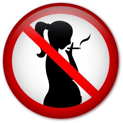 embarazada no fumar